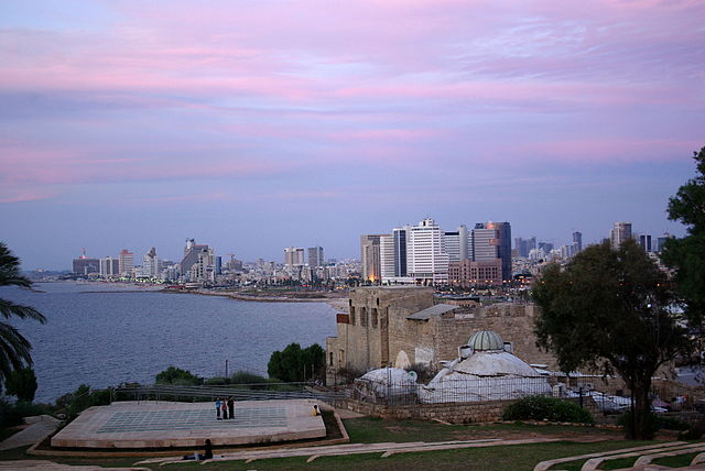 Museo Hagana en Tel Aviv-Jaffa