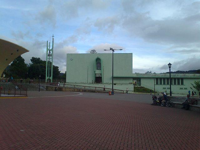 Iglesia de San Diego de Tres Ríos