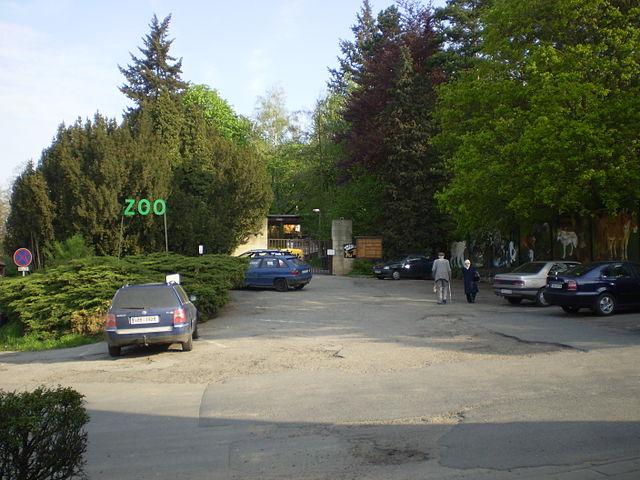 Zoológico de Brno
