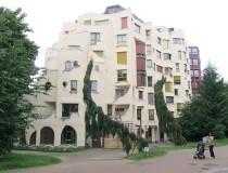 """El barrio de """"Les Grottes"""", el más animada de Ginebra"""