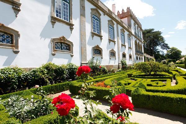 Casa de Ínsua es e primer parador nacional abierto en el extranjero