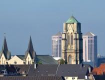 Essen, una de las grandes ciudades industriales