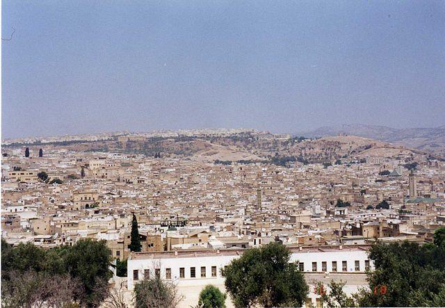 Medersa Sahrij en Fez