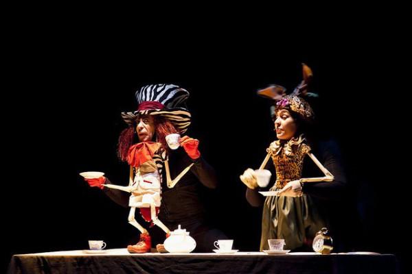 La compañía Teatro de Marionetas de Porto tiene más de 25 años