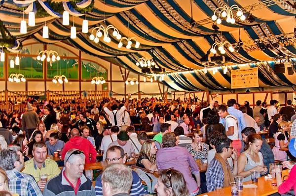 En Brisbane se celebra uno de los más populares Oktoberfest fuera de Alemania