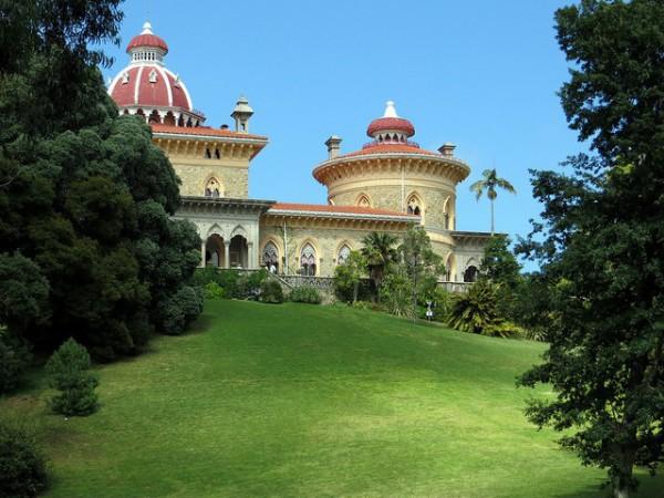 El Palacio de Monserrate, pintoresca construcción en Sintra