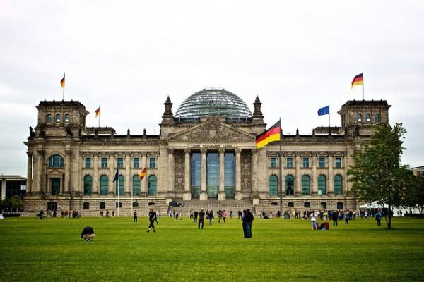 El Edificio del Reichstag, en Berlín, es la sede ed