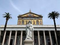 La Basílica de San Pablo, una casi desconocida en Roma