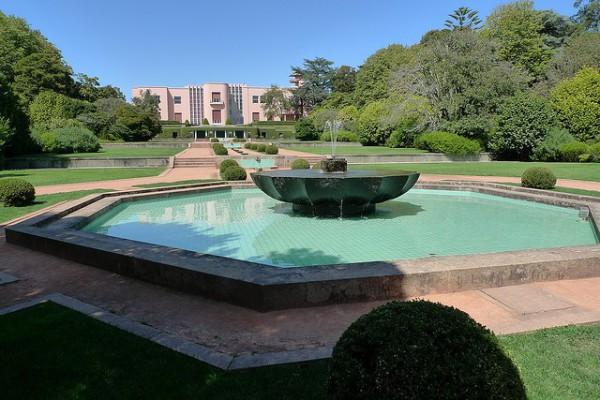 Museo y Jardines de Serralves, en Oporto