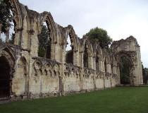 Abadía de Santa María de York