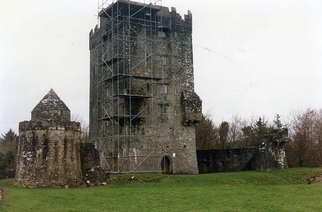 Castillo de Aughnanure