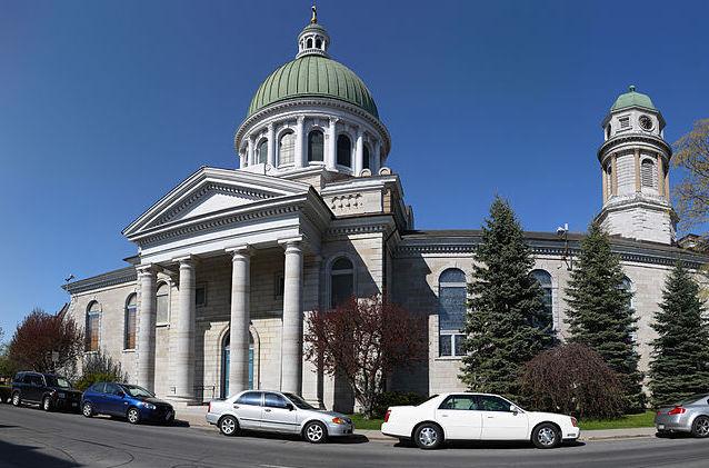 Catedral de St George en Kingston