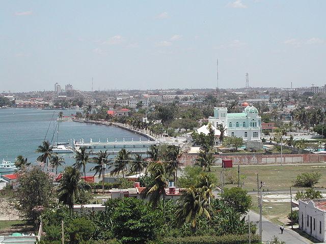 Edificio de la Aduana en Cienfuegos