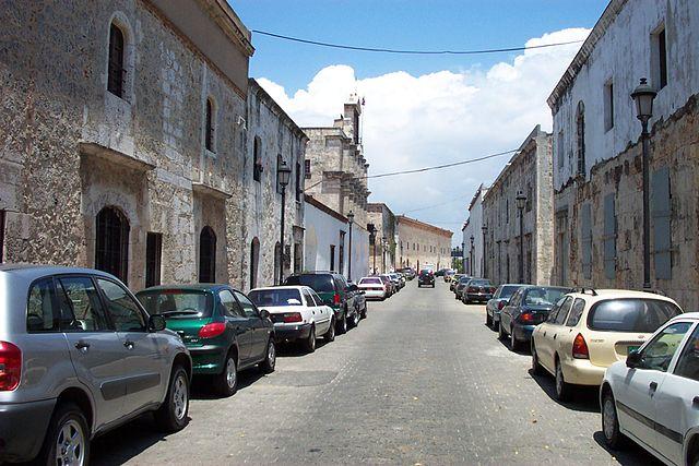 Plaza de la Poesía en Santo Domingo