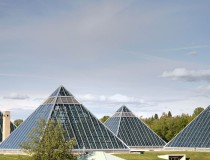 Conservatorio Muttart en Edmonton
