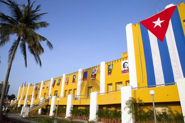 Ciudad Escolar 26 de Julio, antiguo Cuartel Moncada