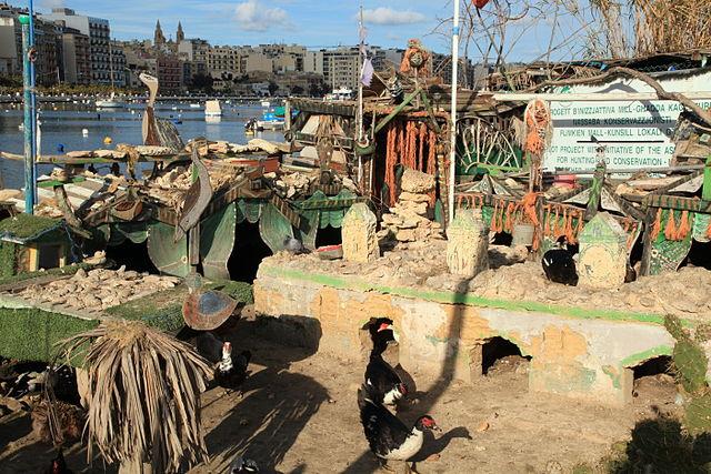 Duck Village en Gzira