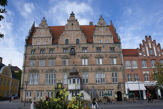Edificio Jens Bangs Stenhus