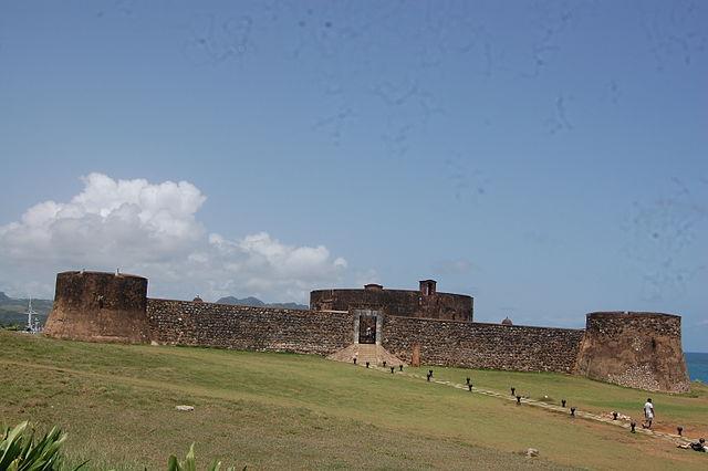 Fortaleza de San Felipe en Puerto Plata