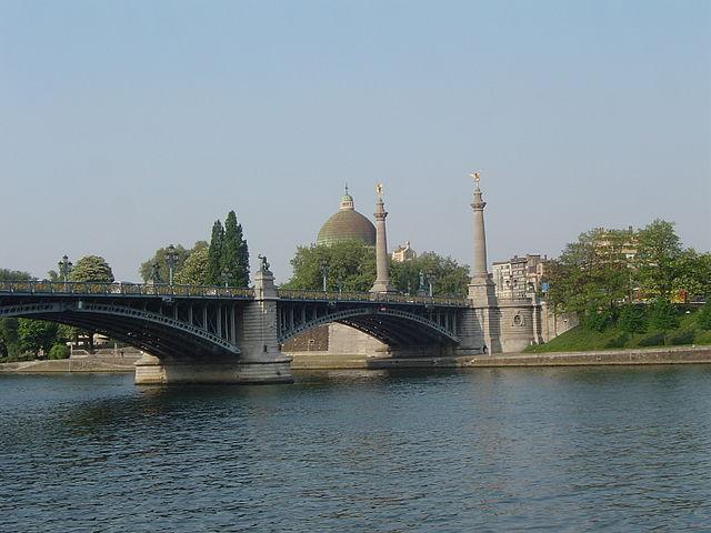 Puente Fragnée en Lieja