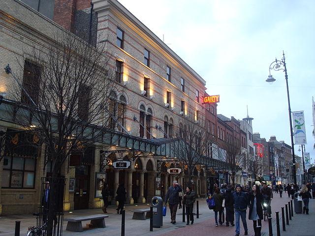 Teatro Gaiety en Dublín