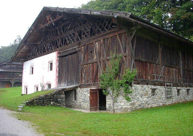 Museo de las Granjas Tirolesas de Kramsach