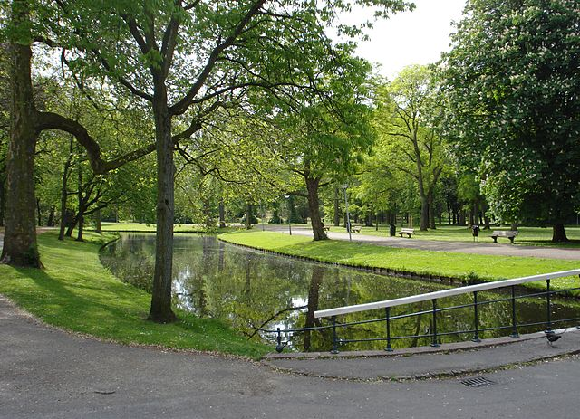 Parque Het en Rotterdam