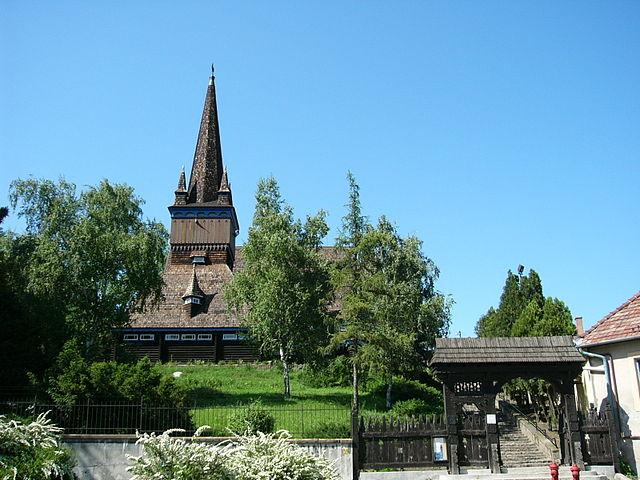 Iglesia de Madera de Miskolc