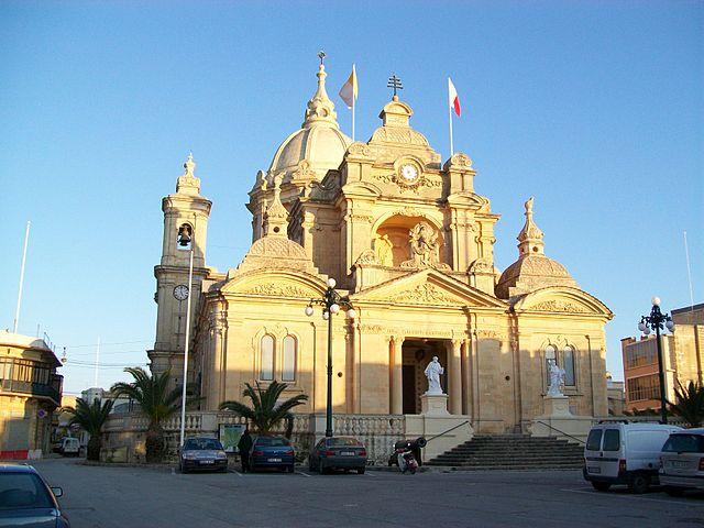 Basílica de San Pedro y San Pablo de Nadur