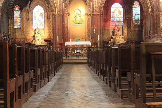 Iglesia de Notre-Dame de Taur