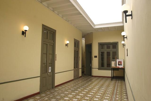 Casa museo José Carlos Mariátegui