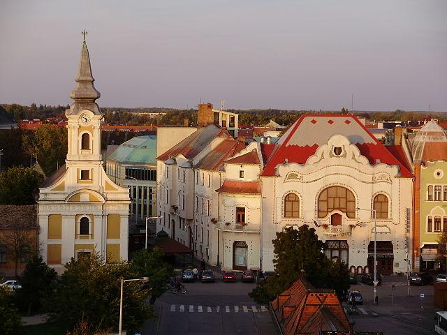 Iglesia griega ortodoxa de Kecskemét