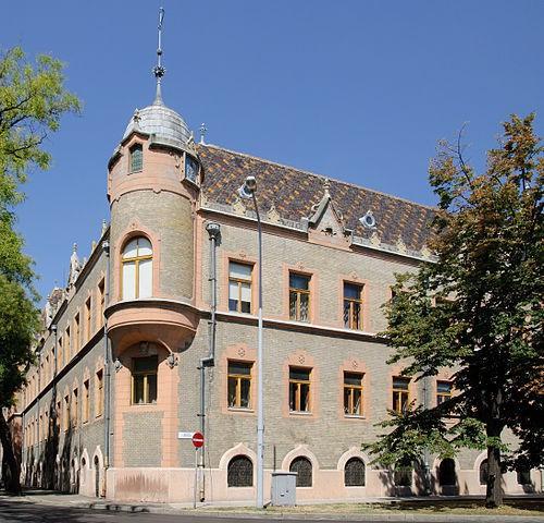 Museo húngaro de Arte Popular Aplicado