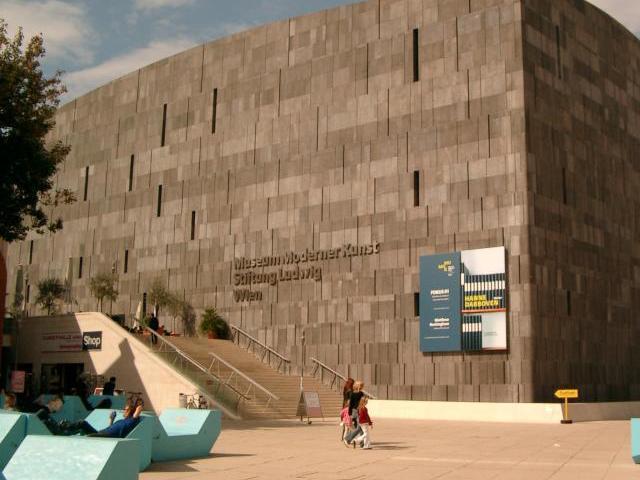 Museo Kunst Haust en Viena