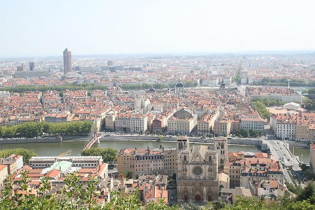 Palacio de San Juan en Lyon