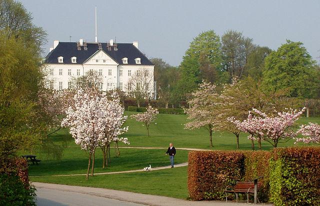 Palacio Marselisborg en Aarhus