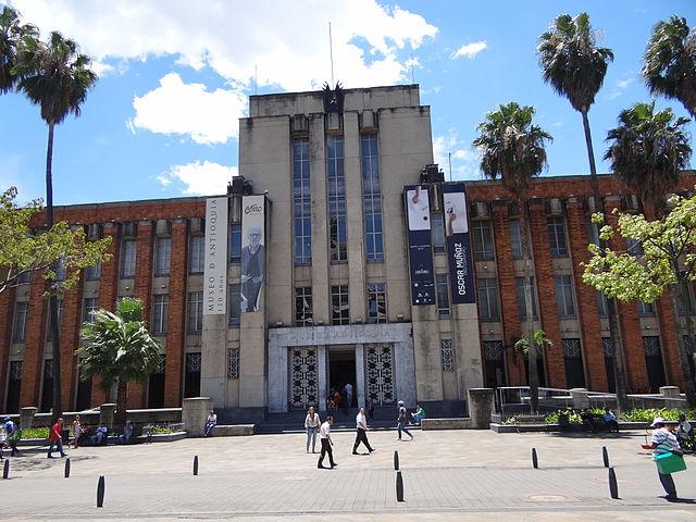 Museo de Antioquía en Medellín