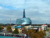 Museo de los Derechos Humanos de Winnipeg