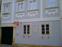 Casa museo de Haydn en Eisenstadt