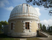Observatorio de la Costa Azul en Niza