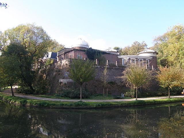 Observatorio Sonnerborgh en Utrecht