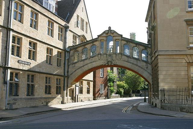 Museo Ashmolean en Oxford