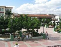 Parque Céspedes de Santiago de Cuba