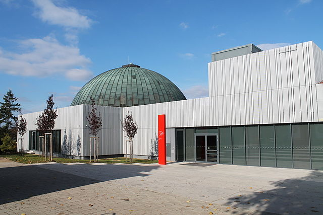 Observatorio y Planetario de Brno