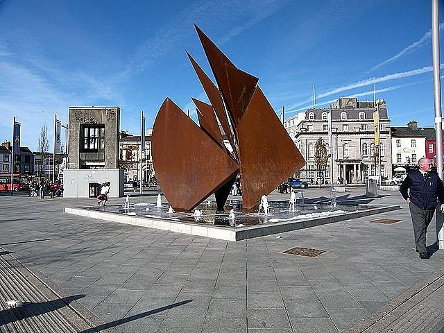 Plaza Eyre en Galway
