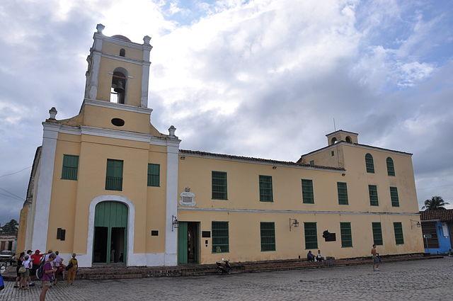 Plaza de San Juan de Dios de Camagüey