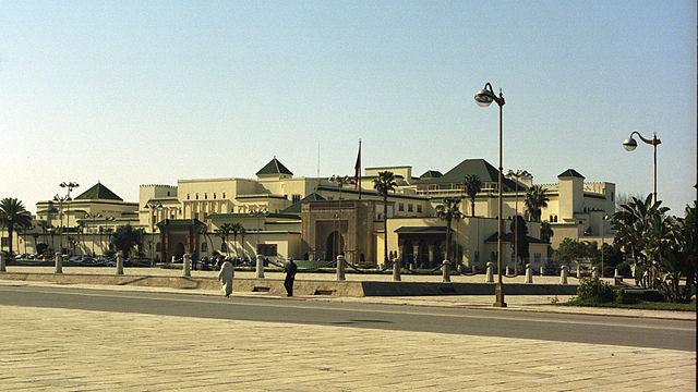 Distrito de Le Mechouar en Rabat