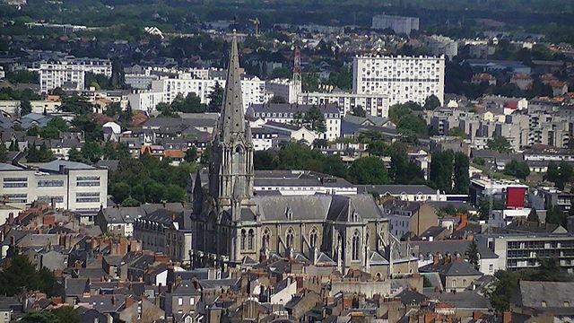 Iglesia de San Clemente de Nantes