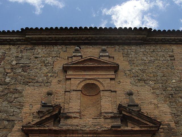 Iglesia de Santa Clara en Bogotá