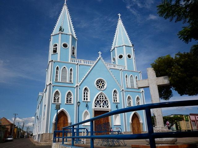Iglesia de Santa Lucía de Maracaibo